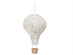 Cam Cam luftballon lampe pressed leaves rose