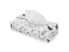 Cam Cam wet wipe cover etui pressed leaves blue