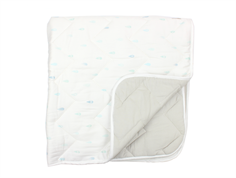 CamCam  baby raindrops blue Blanket