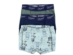 CeLaVi boxer-shorts balsam green (3-pack)