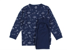 CeLaVi pyjamas dress blues space