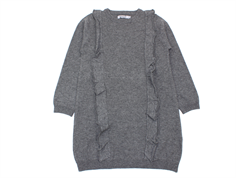 Wheat kjole Katharina dark melange grey