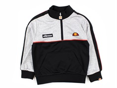 Ellesse track top Trebiya grey marl/black