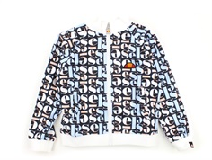 Ellesse track top Izobelini all over print