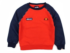 Ellesse sweatshirt Zapha red