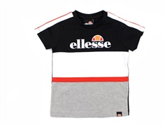 Ellesse t-shirt Ardinta black/white/grey marl