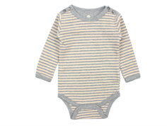 En Fant body bisque stripes