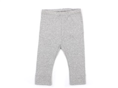 En Fant leggings medium grey melange