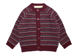 Soft Gallery strikcardigan Errol fig
