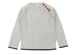 FUB sweater light grey