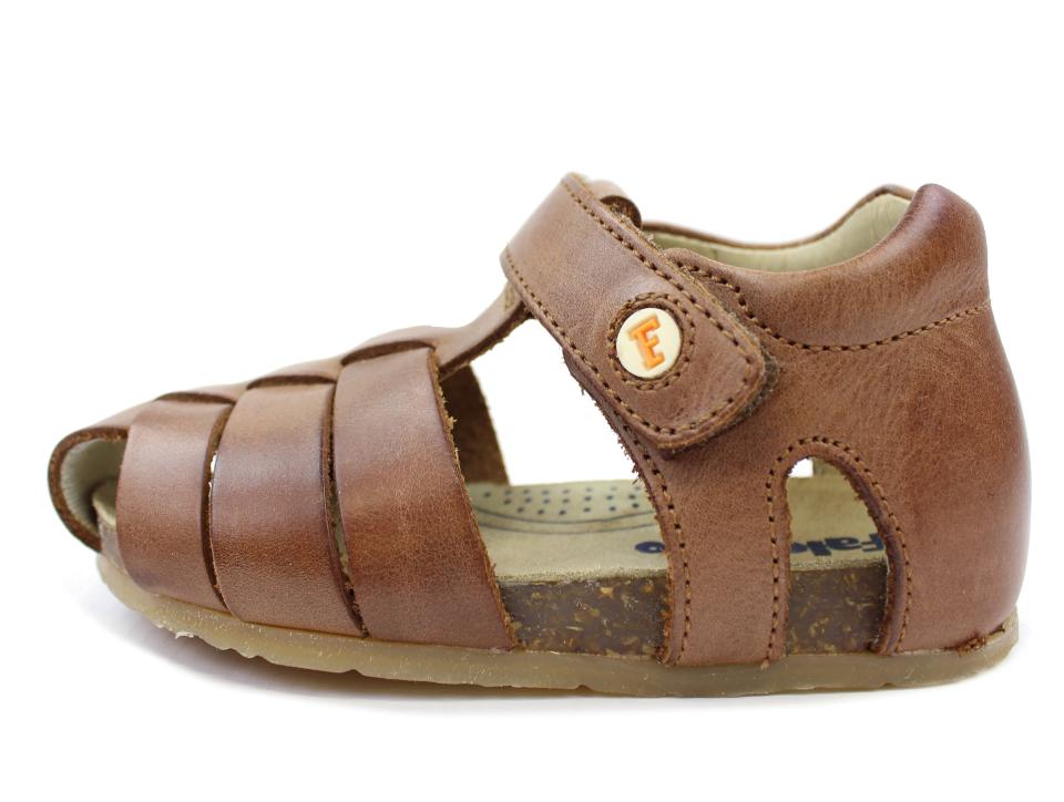 f6627470bf87 Naturino sandal brun