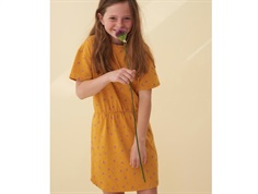 Soft Gallery kjole Delina sunflower clover