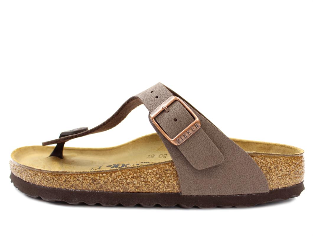 238b292a Birkenstock børn sandal mocca | Udsalget er i fuld gang hos MilkyWalk