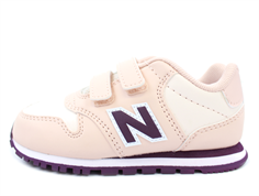 New Balance sneaker rose/purple