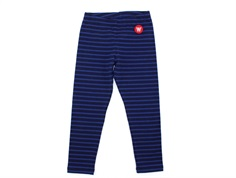 Wood Wood leggings Ira navy/blue stripes