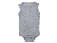 Joha body light grey melange uld