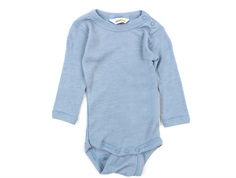 Joha body denim blue uld/silke