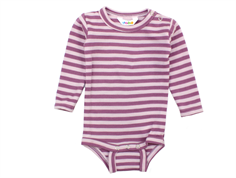 Joha body lilla stripe uld