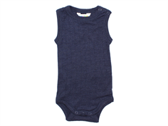 Joha body navy no sleeves
