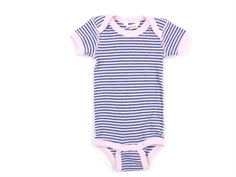 Joha body rose/denim striber bomuld
