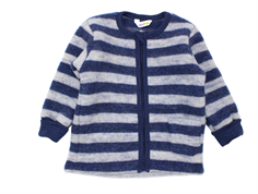 Joha cardigan dark stripe navy uld