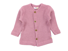 Joha cardigan old rose uld