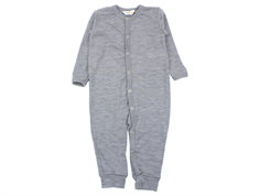 Joha jumpsuit light grey melange uld