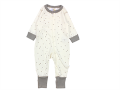 Joha jumpsuit mini star offwhite
