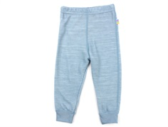 Joha leggings denim blue uld/bambus
