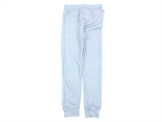 Joha leggings blue fog uld/viskose