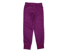 Joha leggings wood violet uld/bomuld