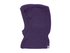 MP elefanthue Oslo windstopper purple uld