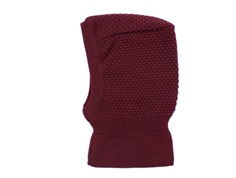 MP elefanthue Oslo windstopper wine red uld/bomuld
