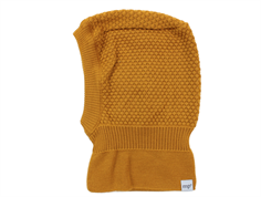 MP elefanthue Oslo windstopper dark honey uld/bomuld