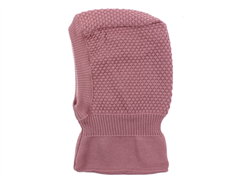 MP elefanthue Oslo windstopper rose grey uld/bomuld