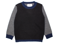Mads Nørgaard Kennyno sweater black navy