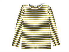 Mads Norgaard Talino bluse yellow marine