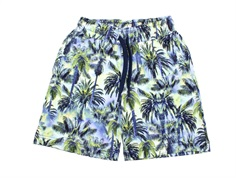Mads Nørgaard shorts Peerino blue palm