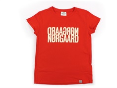 Mads Nørgaard t-shirt Tuvina fiery red