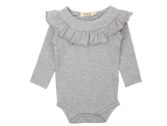 MarMar Bibbi body grey melange
