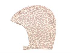 MarMar Hoody hue faded rose leopard
