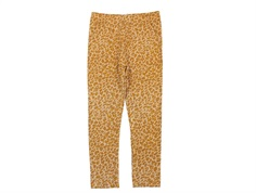 MarMar leggings leopard pumpkin pie
