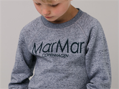 MarMar sweatshirt Thadeus shaded blue