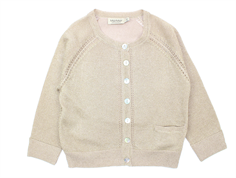MarMar Tillie cardigan gold