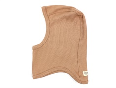 MarMar balaclava modal rose brown