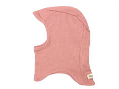 MarMar balaclava antique rose