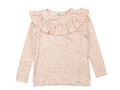 MarMar bluse Tessie dusty rose leo