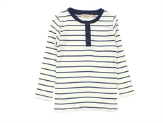 MarMar bluse Trevor shaded blue stripe