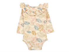 MarMar body Bibbi feather print