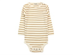 MarMar body pumpkin pie stripe